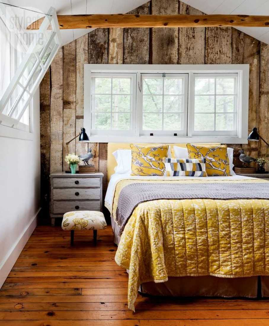 Country cottage bedrooms pictures