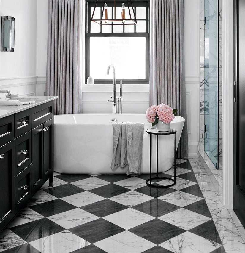 ванные комнаты дизайн интерьер красивые модные современные 6