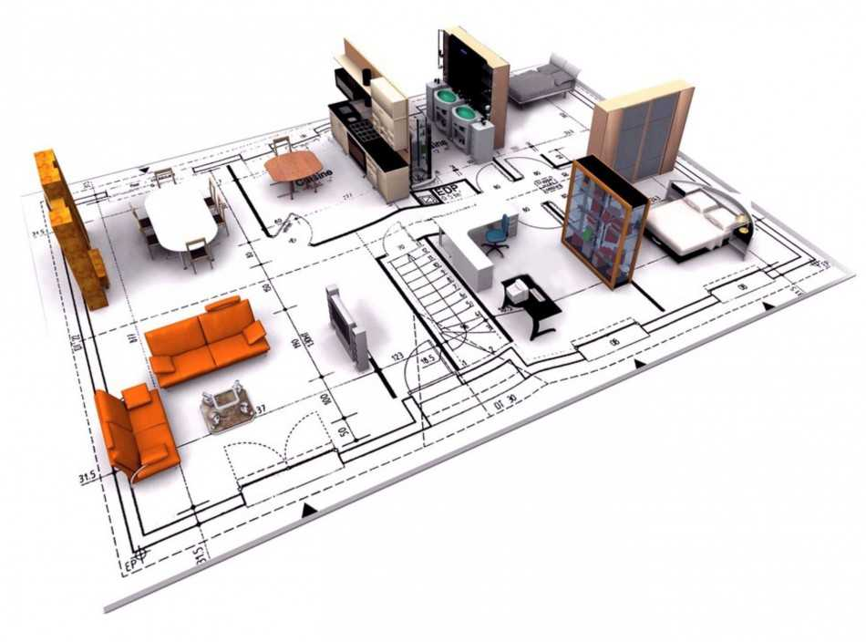 Изображение - Перепланировка квартиры что является переустройством и как согласовать Pereplanirovka-kvartiryi-1