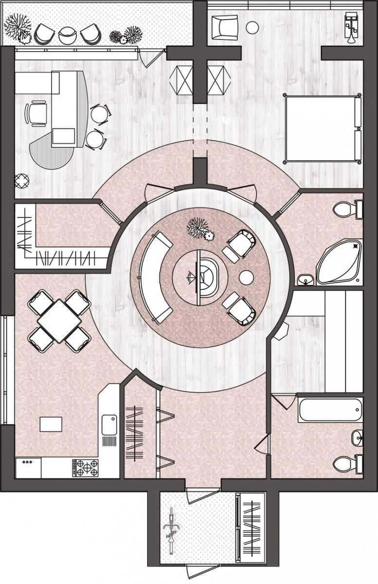 Изображение - Перепланировка квартиры что является переустройством и как согласовать Pereplanirovka-kvartiryi-3