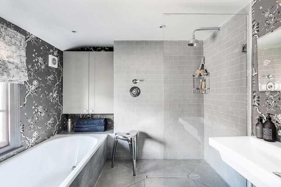 ванная комната дизайн фото 6 кв м санузел совмещенный 5