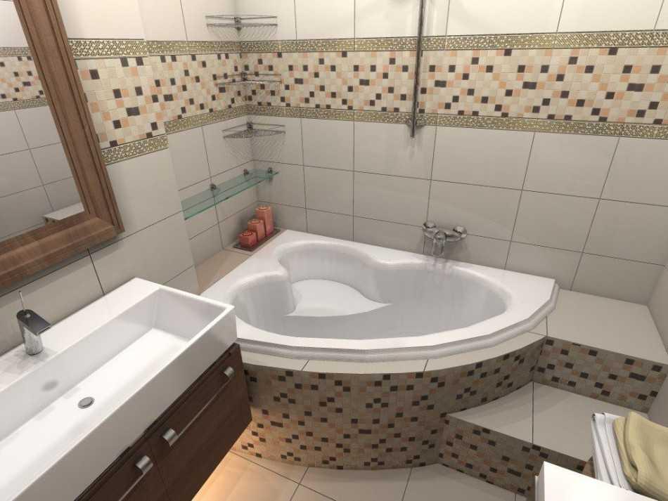 дизайн ванной комнаты совмещенной с туалетом в хрущевке 7